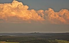 Naturpark Haßberge (kadege59) Tags: bayern franken unterfranken wow nikond3300 nikon deutschland d3300 germany europe europa landschaft landscape view sky excellent clouds supercell schwedenschanze naturparkhasberge hasberge