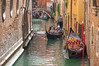 Gondolas, Venice (Ken Barley) Tags: gondolas italia italy venezia venice