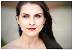 Heather - Amazing Grace (jfinite) Tags: model beauty fashion environmentalportraiture spring headshot brunette greeneyes