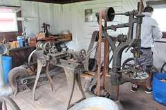 Newfane 066 (45) (swi66) Tags: dunkirk hit miss motors diesel cannons farm tractor john deere antique historical