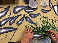 Creating the Art Float - Tam Makers - April 2018 - Photo - 42