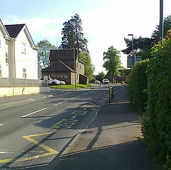 photo2355 (southglosguytwo) Tags: 2018 buildings cameraphonephoto churchroad hometown may sky southgloucestershire street trees yate