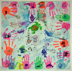 Black Elementary School, Houston, TX (International Fiber Collaborative, Inc.) Tags: thedreamrocket internationalfibercollaborative saturnvrocket space nasa astronaut conservation aliens twintowers health family diversity glitter christmas newyork nova art environment clean trees water trash planting green people cancer group equality paint flag elementary school home humans agriculture mountain save leader unitedstatesofamerica facebook felt kentucky washington olympic peace presidentobama stars community global kids express explore discover war animal abuse racism religious intolerance