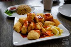Stinky Tofu - Taiwan Bistro Cafe 33 (sheryip) Tags: taiwan bistro cafe 33 food foodporn pittsburgh sher yip
