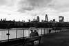 X1001308.jpg (hipSh0ts) Tags: water umbrella city urban nature london river blackwhite bw sw