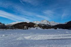 Frozen Lake St. Moritz (Bephep2010) Tags: 2016 77 alpha graubünden grisons lakestmoritz sal1650f28 slta77v sanmaurizio sanmurezzan schnee schweiz see sony stmoritz switzerland winter frozen lake snow zugefroren sanktmoritz ch