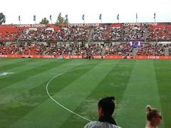 Coopers Stadium (mikecogh) Tags: hindmarsh hindmarshstadium coopersstadium advertising sponsor aflx arena sport field pitch