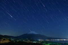 Starry Fuji (3dgor 加農炮) Tags: starry night fuji