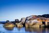 Rocks #2 (RWYoung Images) Tags: rwyoung canon 5d3 tasmania binalong rock sea ocean still blue