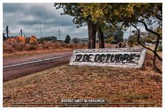 12 de Octubre, Partido de 9 de Julio, Buenos Aires, Argentina (Juan C. Riccelli) Tags: buenosaires argentina provinciadebuenosaires buenosairesprovincia 12deoctubre 9dejulio