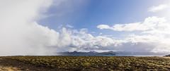 Þingvallavatn - sýnishornaveðurfar - weather samples (eygloaradottir) Tags: hdr fjöll kafald lyng snjór sólskin sýnishornaveðurfar veðurfar þingvallavatn