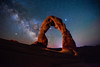 Delicate Alignment (Darren White Photography) Tags: milkyway delicatearch moabutah sigmalens astrophotography nightphotography mars jupiter antares galaxies heavens landscapes fineartprints fineartlandscapes nationalparks arches archesnationalpark darrenwhite darrenwhitephotography