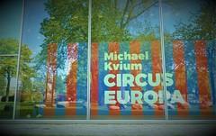 """Circus Europa"" (JoséDay) Tags: michaelkvium kunsthal kunsthalrotterdam hyperrealism art tentoonstelling rotterdam museumpark circuseuropa europa artpolitics"