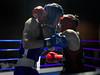 26810 - Break (Diego Rosato) Tags: boxe boxelatina boxing pugilato ring match incontro rawtherapee nikon d700 2470mm tamron pugno punch montante uppercut break