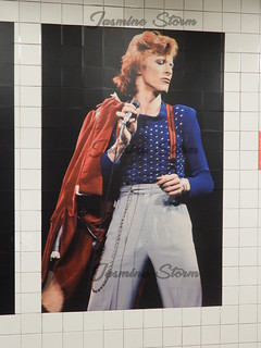 Bowie's New York