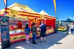 Spanish food (Tony Shertila) Tags: wallasey england unitedkingdom europe britain merseyside newbrighton festival people promenade stall