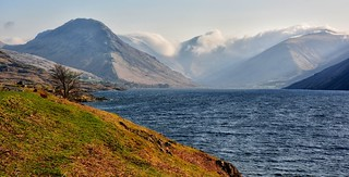 Wast Water and Kirk Fell