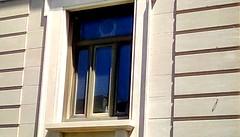 Library window - 365/194 (Maenette1) Tags: spiespubliclibrary window building menominee uppermichigan happywindowswednesday flicker365 allthingsmichigan absolutemichigan project365 projectmichigan