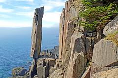 DSC00240 - Balancing Rock (archer10 (Dennis) 154M Views) Tags: sony a6300 ilce6300 18200mm 1650mm mirrorless free freepicture archer10 dennis jarvis dennisgjarvis dennisjarvis iamcanadian novascotia canada longisland balancingrock trail path