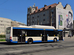 MAN NL313 Lion`s City CNG, #2060, PKM Gdynia (transport131) Tags: bus autobus zkm gdynia man nl313 lions city cng pkm