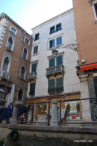 Венеція Вікна, балкони, фасади, дахи InterNetri Venezia 0040