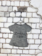 """Capsule Collection – the """"Levitation Fashion"""" shirt (Levitation_inc.) Tags: ooak doll clothes clothing fashion fashions dolls handmade etsy levitation levitationfashion royalty fr fr2 nuface poppy parker barbie made move outfit black white basic basics capsule collection wardrobe"""