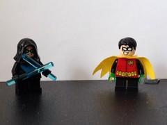 Alternative Damian Wayne's (Milan-Brick-Pieces) Tags: damianwayne wayne damian legodc lego injustice2 injustice dccomics dc