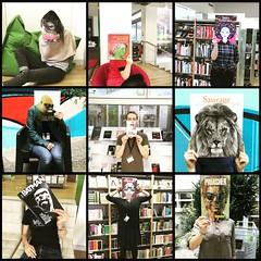 Bookface (bib2paris) Tags: bibliothèque library paris