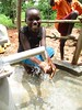 Kuliva happy for safe water (2) (W4KI) Tags: w4ki borehole drill drilling cleanwater safewater restorehope hope