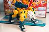 DSC_0854 (Quantum Stalker) Tags: takara hasbro transformers tomy legends destron decepticons headmaster weirdwolf mindwipe skullcruncher crocodile wolf bat transtector japanese clouder doubldealer powermaster titans return