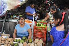 Marché Mérida (Mexique)