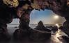 Epic Malibu Milky Way Moon Sea Cave Fine Art Landscape Seascape Photography! Long Exposure California Starry Night Photos. High ISO Nikon D810 AF-S NIKKOR 14-24mm F2.8G ED Nikon Elliot McGucken Fine Art Photography! (45SURF Hero's Odyssey Mythology Landscapes & Godde) Tags: epic malibu milky way moon sea cave fine art landscape seascape photography long exposure california starry night photos high iso nikon d810 afs nikkor 1424mm f28g ed elliot mcgucken