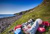 beachfairy?IMG_6114 (mandyerush) Tags: pebbles seaweed sea minch isle skye otterburn driftwood lesser celadine crustacean beach fairy