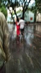 Stay well Beloved 💝 (Khalid Hasan 7) Tags: love naturalbeauty naturalbangladesh dhakadiaries dhakagram outdoor baishak blur red couple nostalgia rain