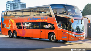 Nº 2556 / Marcopolo Paradiso G7 1800 DD / Pullman Bus