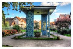 Bad Orb - Brunnentempel der Philippsquelle (Daniel Mennerich) Tags: badorb hessen