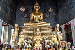 Wat Saket, Bangkok (Lцdо\/іс) Tags: bangkok temple wat saket golden mountain tailandia thailande thailand thaïlande thai travel asia asian buddha buddhisme lцdоіс