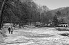 Snow (RubyT (I come here for cameraderie!)) Tags: adoxscala160 pentaxpz1p film analog fa43ltd mono monocromo monochrome bw nb bn noirblanc blancoynegro blackandwhite schwarzweiss snow landscape черноеибелое