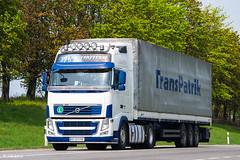Volvo FH460 EEV III Globetrotter XL (UA) (almostkenny) Tags: lkw truck camion ciężarówka ua ukraine ao ao5255be volvo fhiii globetrotterxl