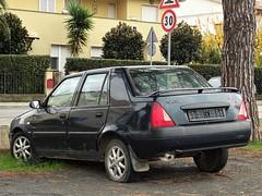 Dacia Solenza 1.4 Mpi (Alessio3373) Tags: abandoned abandonedcars autoabbandonate unused unloved neglected forgotten forgottencars dacia solenza daciasolenza daciasolenza14mpi