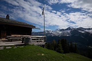 Alphütte Fops, Lenzerheide
