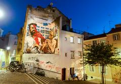 Street Art et Graffiti...Lisbonne..Portugal (geolis06) Tags: geolis06 europe europa portugal lisbonne lisbon lisboa streetart artderue painting peinture graffiti