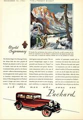 1932 Packard Eight Five-Passenger Sedan (aldenjewell) Tags: 1932 packard eight five passenger sedan ad