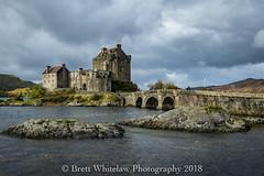 _DSC6232 (brett.whitelaw) Tags: landscape clouds castle bridge stone overcast eileandonancastle isleofskye scotland uk europe eurotrip travel travelphotography