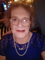 IMG_20180409_202001 (Andrina Westerdale) Tags: ts tgirl transwoman transgender tranny transexual transvestite tilf gilf femme femboi faggot fairy pansy pearls bitch