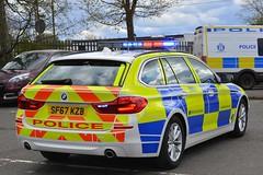 SF57 KZB (S11 AUN) Tags: police scotland bmw 530d xdrive auto estate touring traffic car anpr rpu trpg trunkroadspatrolgroup roads policing unit 999 emergency vehicle qdivision sf67kzb
