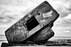 The Remains Of... (stef demeester (sometimes off)) Tags: x70 fujifilmx70 stefdemeester baiedesomme france monochrome blackandwhite bnw bw coast atlanticwall bunker