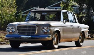 1963 Studebaker Standard 4-door sedan
