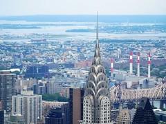 The Chrysler Building (kenjet) Tags: ny nyc newyork newyorkcity downtown manhattan skyscraper tall building buildings structure architecture artdeco midtown tallest chryslerbuilding thechryslerbuilding