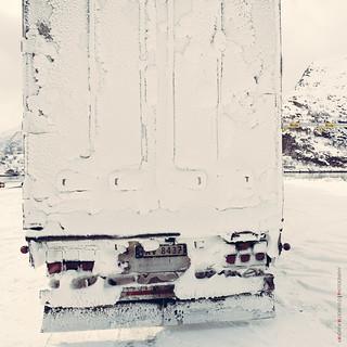 Cold road ahead